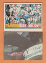 Coventry City Cyrille Regis England 12